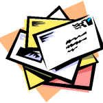 letters mail